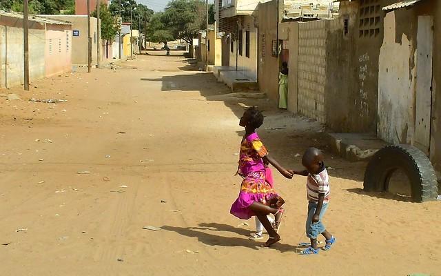 Senegal- Warang