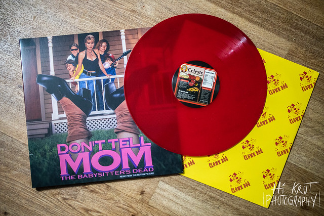 Various Artists - 'Don't Tell Mom The Babysitter's Dead' OST [Vinyl Review]