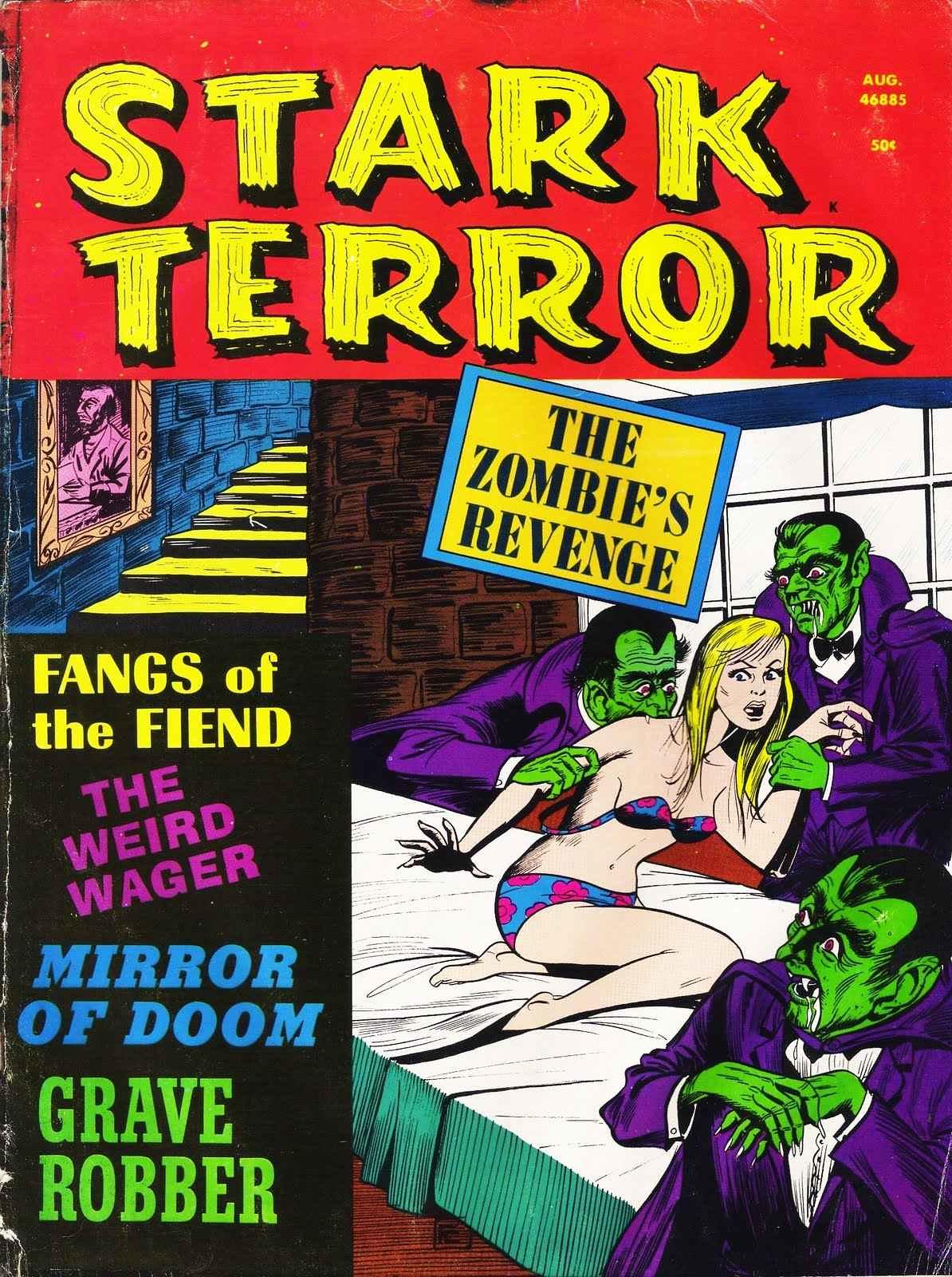Stark Terror - 05, August 1971