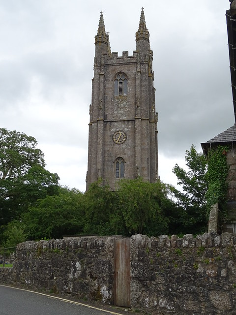 Church of Saint Pancras, Widecombe-in-the-Moor