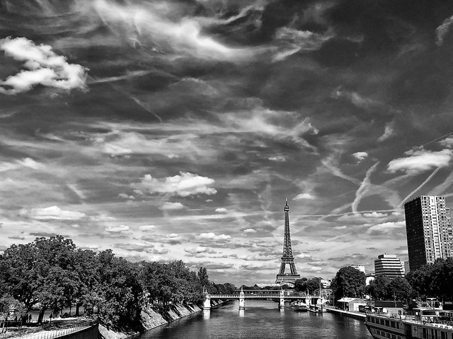 Another Eiffel Tower