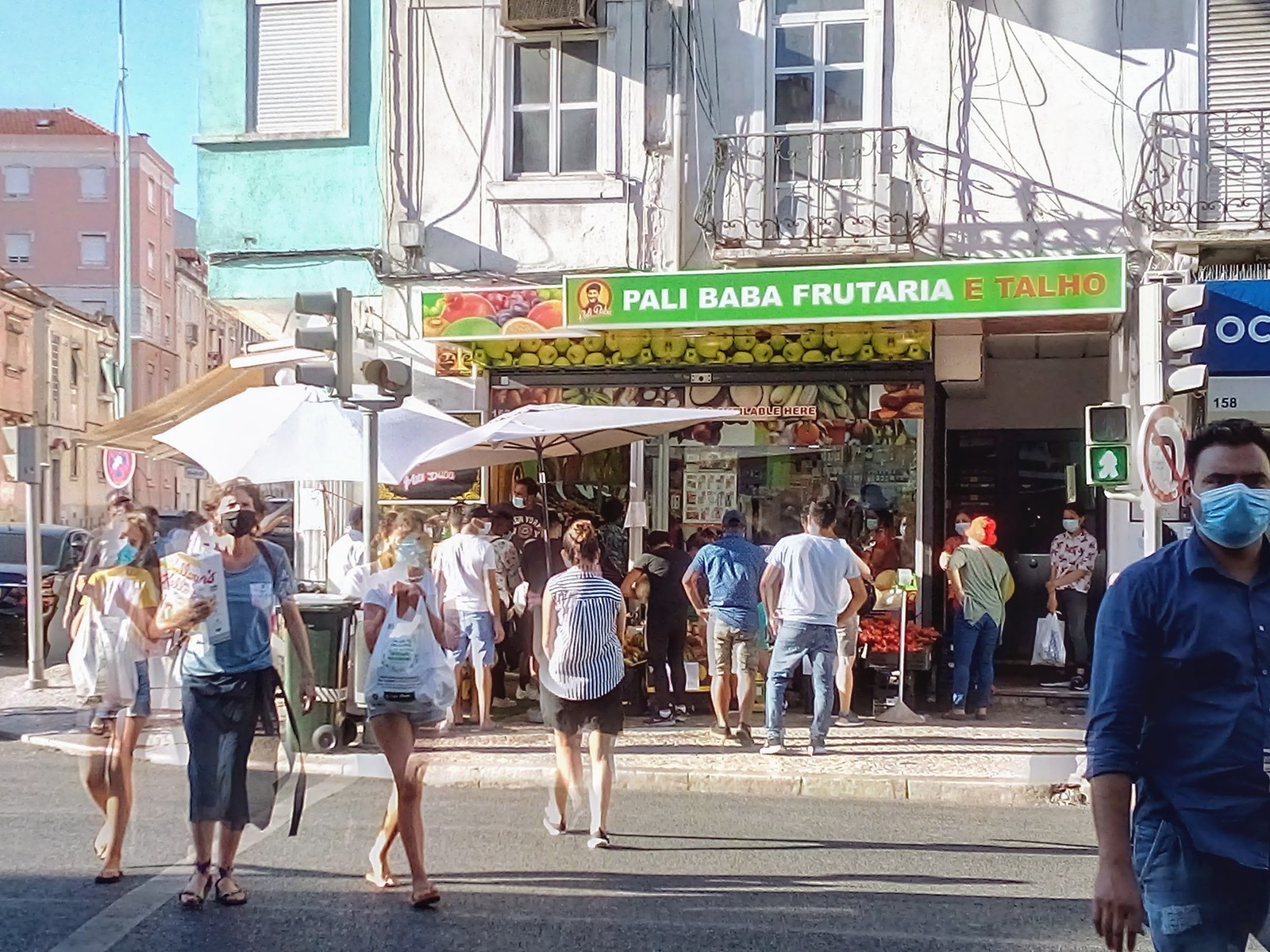Lugar da antiga Alfaiataria do Chile — Rua Morais Soares, 162, Lisboa — © 2020