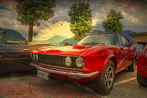 Fiat Dino Coupè | by Pelide Achille Thanks for 8.2+ Million View