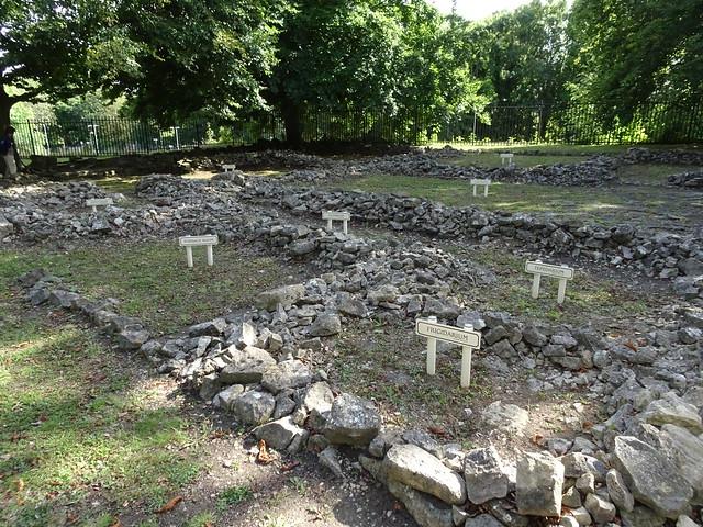 Roman Villa, Keynsham