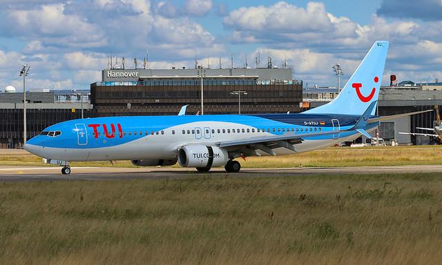 Airport Hannover (HAJ/EDDV) 04.08.2020