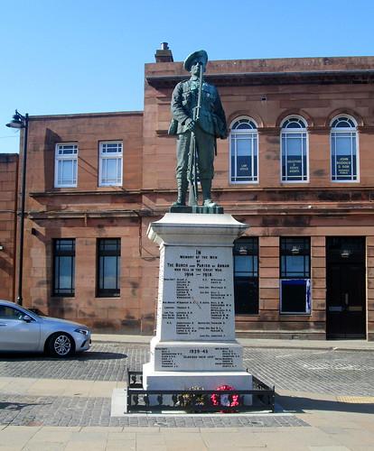 War Memorial, Annan.
