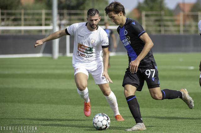 Club Brugge - Union Titus Pétange 3-0