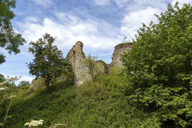 Wigmore Castle England