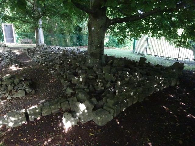 Roman Villa & Keynsham Abbey