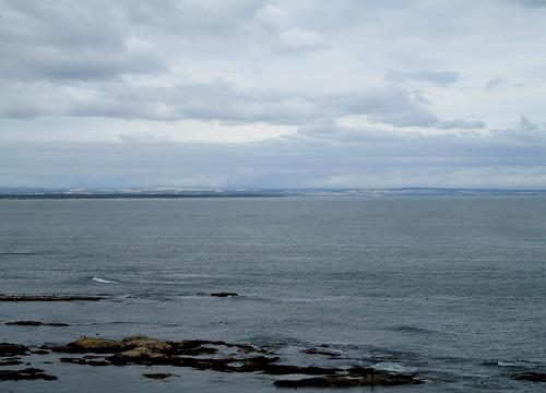 St Andrews, sea, Fife