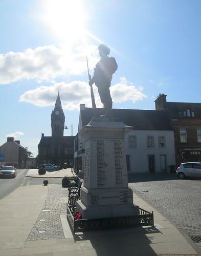 Annan, War Memorial