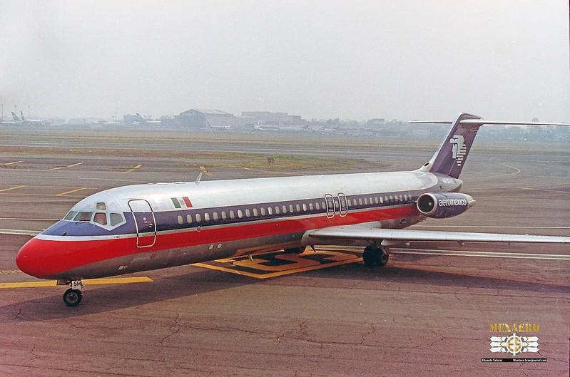 Aeromexico / McDonnell Douglas DC-9-31 / N935ML