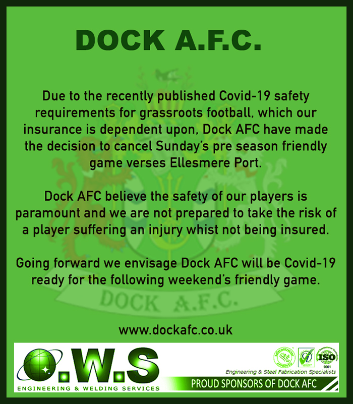Dock Covid