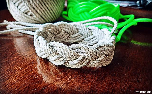 Sailor's bracelet