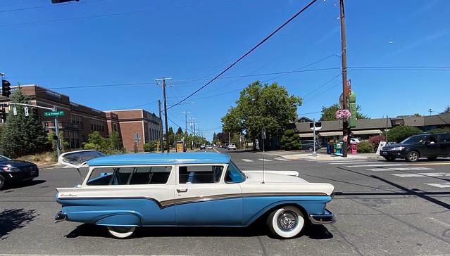 Ford Ranch Wagon '52-'74