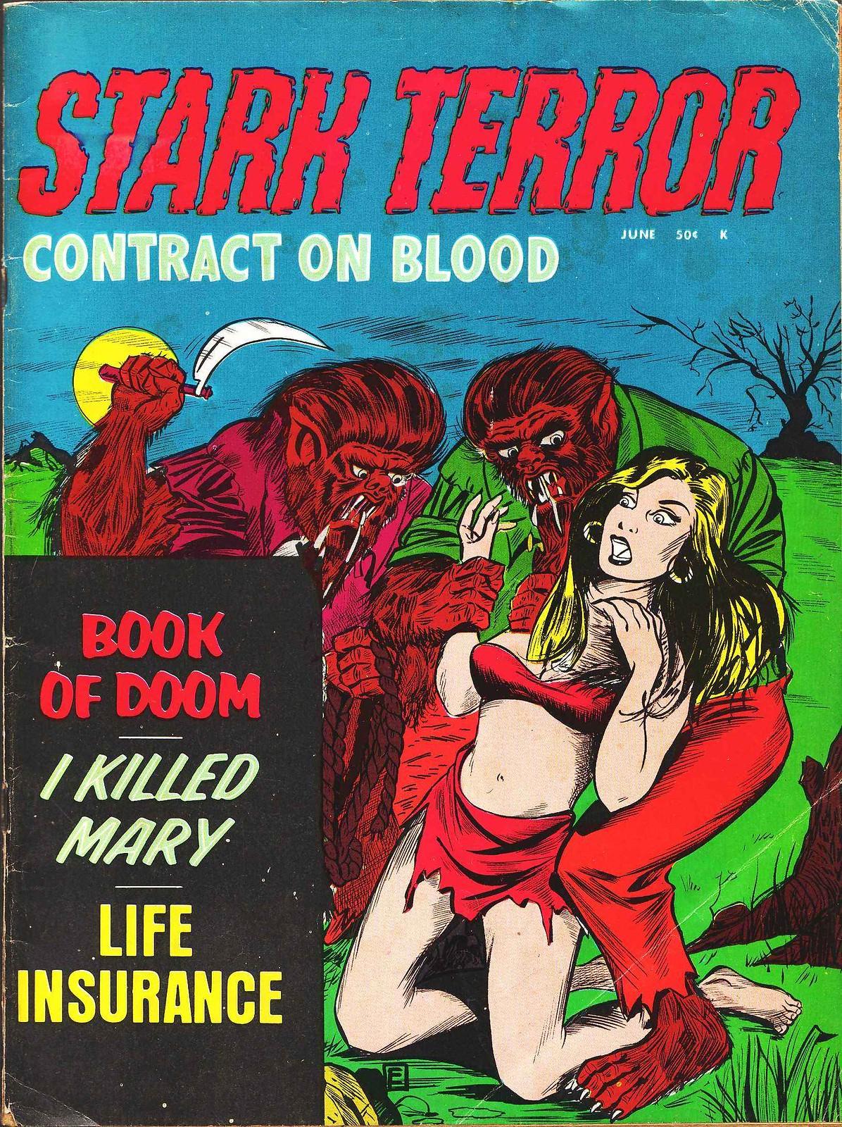 Stark Terror - 04, June 1971