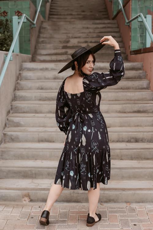 Samantha Pleet Haunting Dress