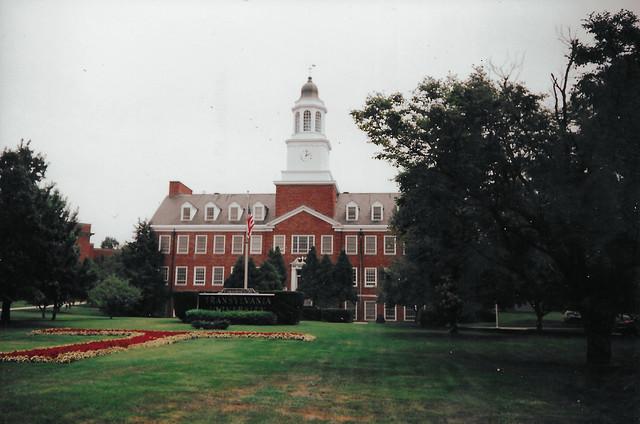 Transylvania University - Lexington  - Kentucky - Historic -   Alma Mater - Statesman