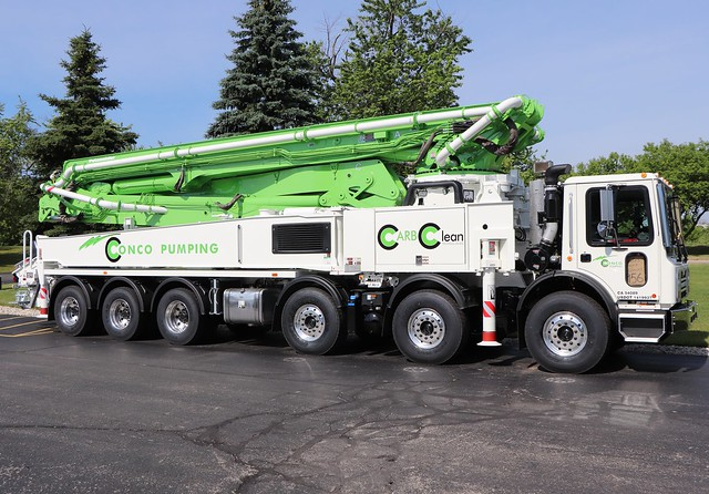 Conco Pumping Truck