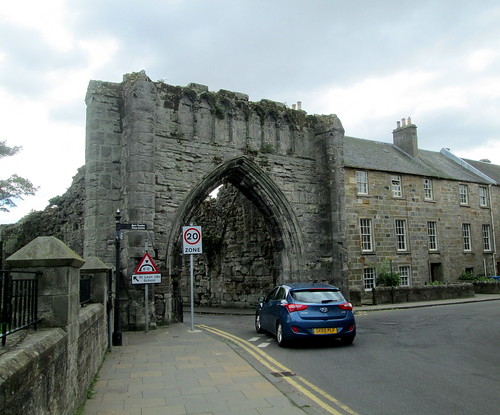 St Andrews Archway, Fife, Scotland