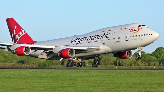 RIP Virgin Atlantic