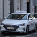 Hyundai Elantra Taxi Freenow