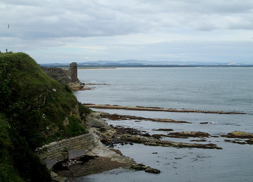 St Andrews, Fife, Shore and Castle