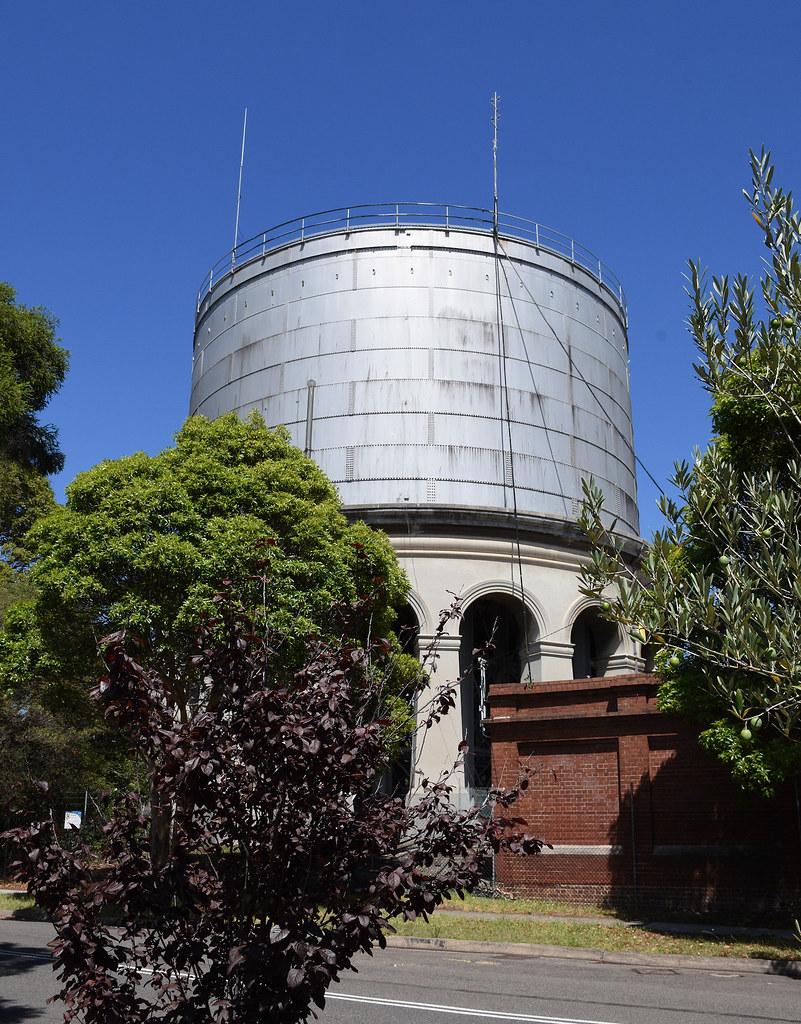 Water Tower, Ashbury, Sydney, NSW.