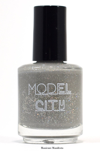 Model City Polish Wrapped In Wool Review