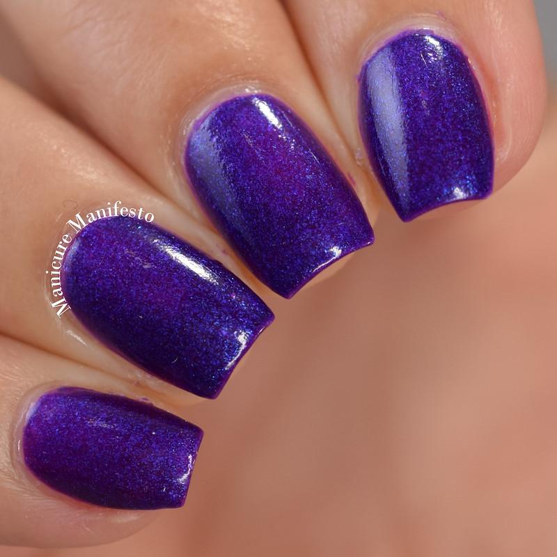 Model City Polish Purple Dragon Review