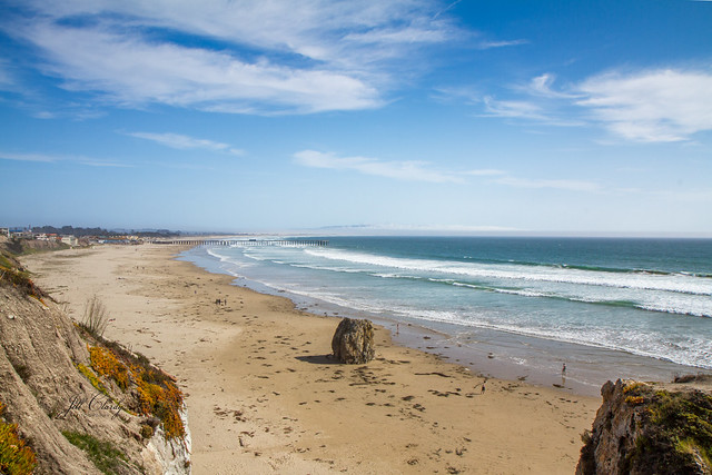 Armchair Traveling - A Perfect Day on Pismo Beach, California