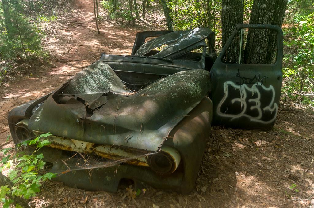 Car wreck 2