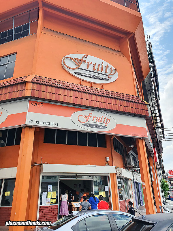 fruity cake shop klang