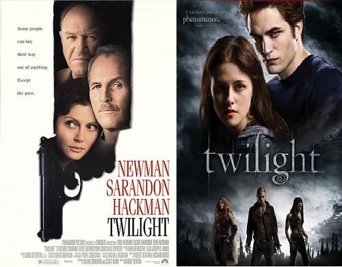 Movies w/the same title: Twilight