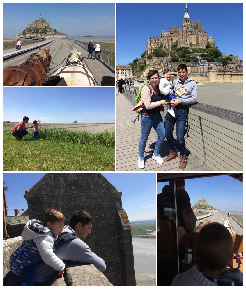 8 idyllische plekjes die je met kinderen kan bezoeken in Normandië collage 1