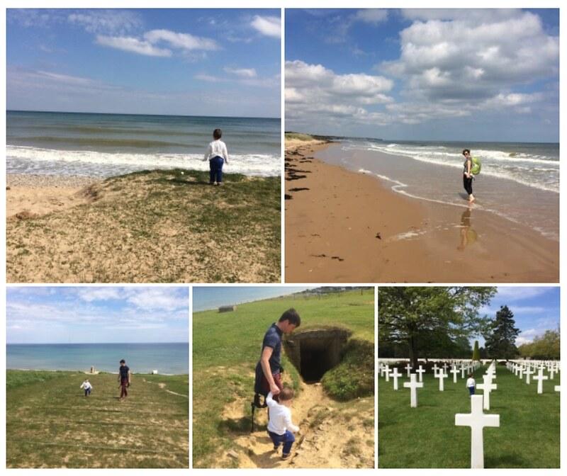 8 idyllische plekjes die je met kinderen kan bezoeken in Normandië collage 3