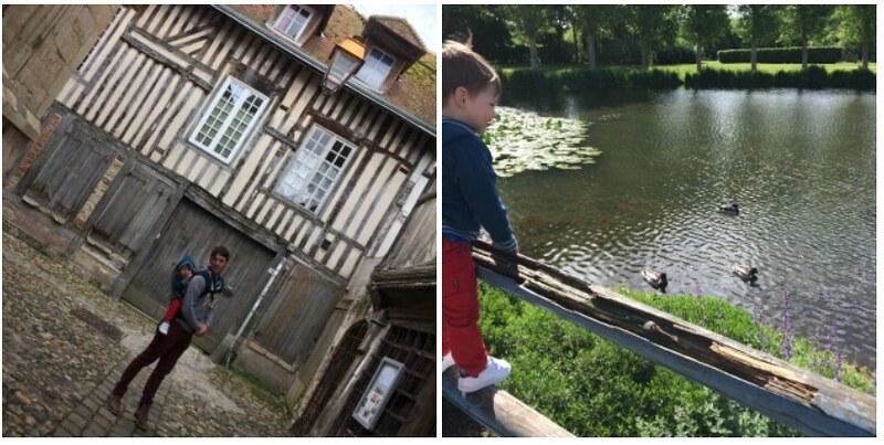 8 idyllische plekjes die je met kinderen kan bezoeken in Normandië collage 4