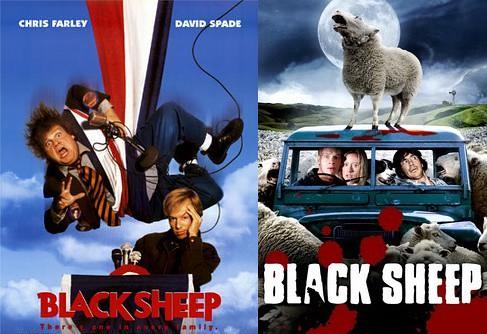 Movies w/the same title: Black Sheep