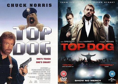 Movies w/the same title: Top Dog