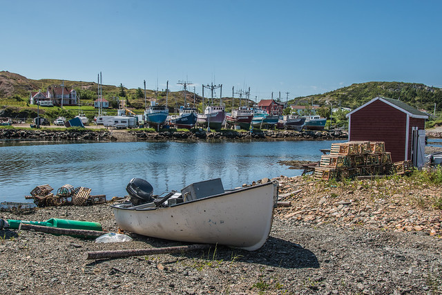 Channel-Port aux Basques, Newfoundland