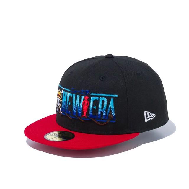 草帽一行人變身潮帽海賊團!《ONE PIECE 航海王》× NEW ERA 推出多款合作聯名帽與週邊服飾商品