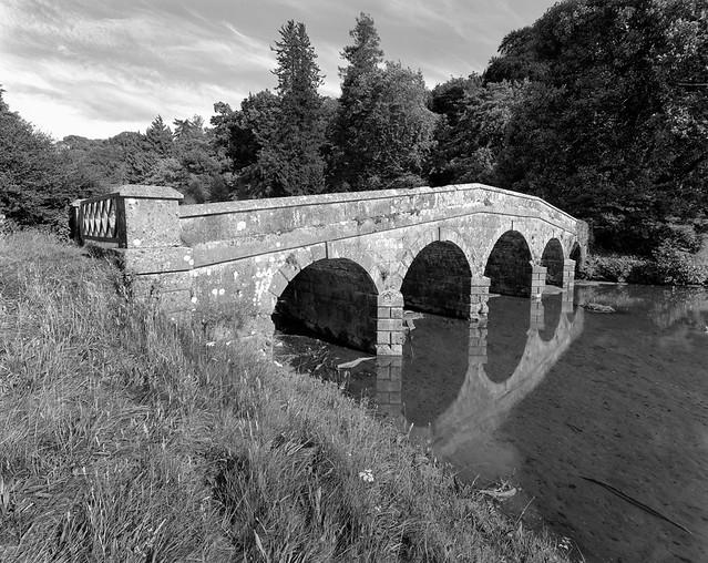 Palladian Bridge, Stourhead