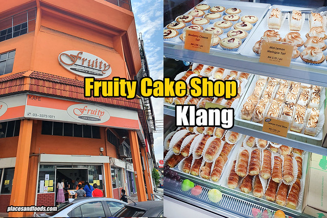 fruity cake shop