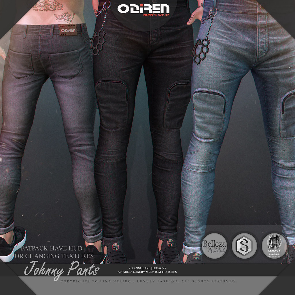 ODIREN – Johnny Pants (Gianni | Jake | Legacy) @TMD