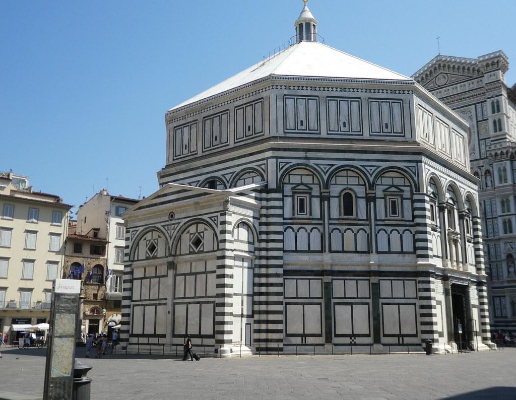 Baptistery of St. John Florence