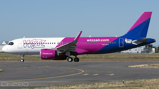 Wizz Air A320-271N msn 10112 F-WWBT / HA-LJC