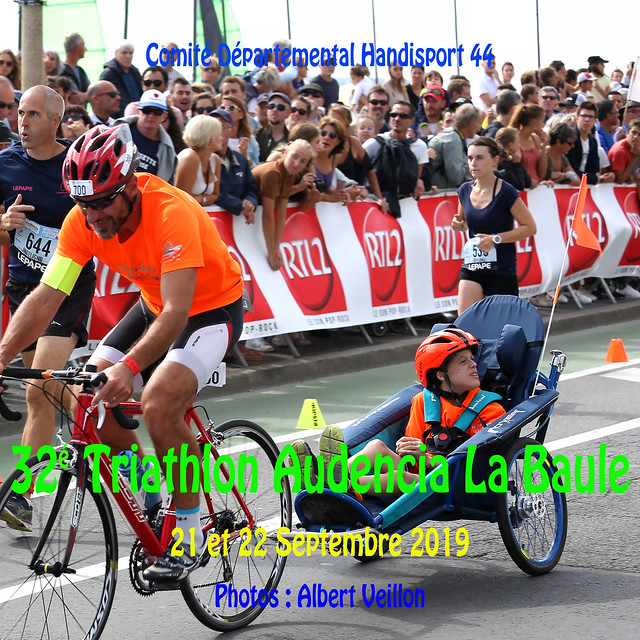 Triathlon La Baule, 2020