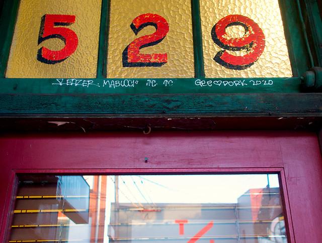 529 King St.