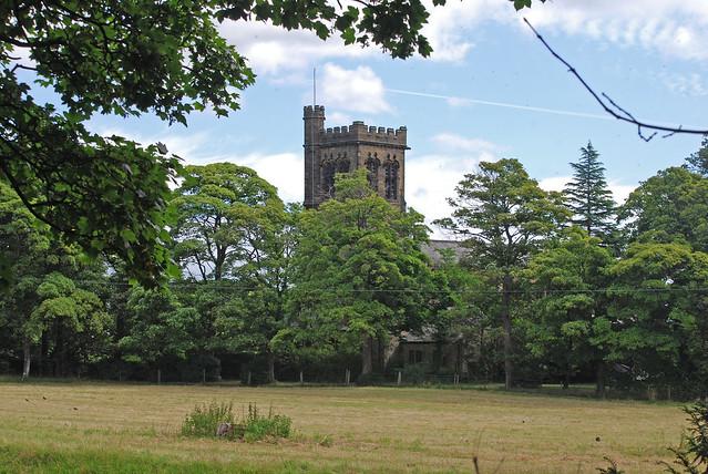 Lightcliffe church - ~Explore 6/8/2020~