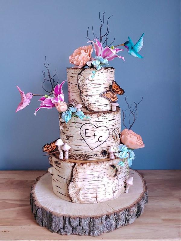 Cake by Mellissa Smith Custom Cakes
